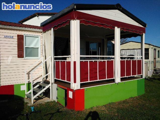 Mobil Home Camping Molinos De Bareyo Mobil Home