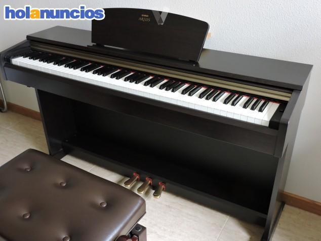 piano digital yamaha arius ydp 161 pianos y teclados. Black Bedroom Furniture Sets. Home Design Ideas